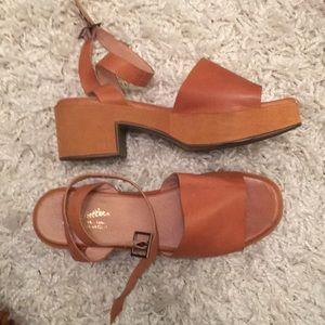 669d4f5210b7 Seychelles Shoes - Seychelles Calming Influence Platform Sandal